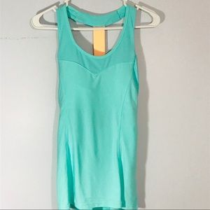 MPG Mint Active Top Padded Cups Size Medium